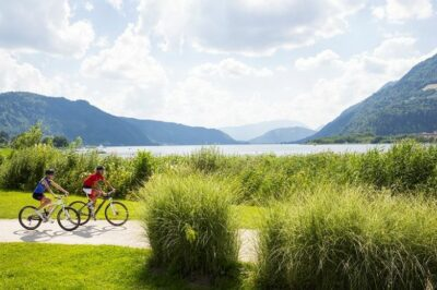 Radreise:  Kärntens Seenlandschaft erleben