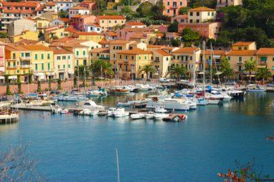 Saisonausklang Versiliaküste mit Insel Elba und Cinque Terre