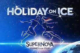 """Holiday on Ice – """"Supernova"""" – eine Reise zu den Sternen"""