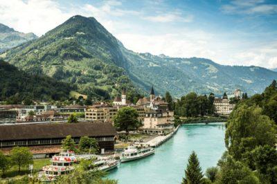 Schweiz – Imposante Viertausender