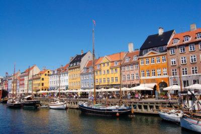 Inselhüpfen Dänemark