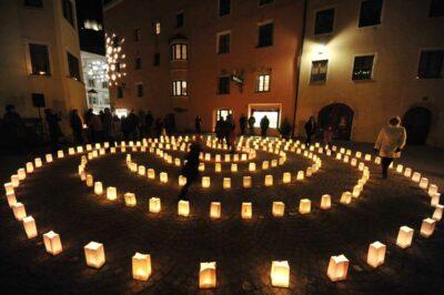 Weihnachtszauber Festung Kufstein und Rattenberger Advent