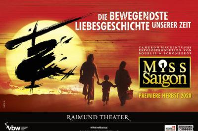 MISS SAIGON - Raimund Theater, Wien