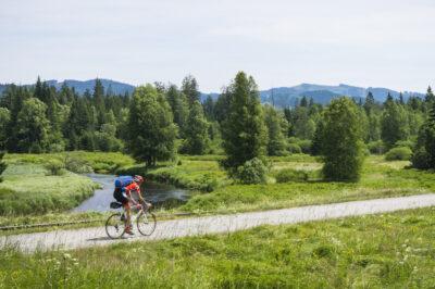 Rad-Tagesfahrt: Bayerischer Wald und Donauplanetenweg