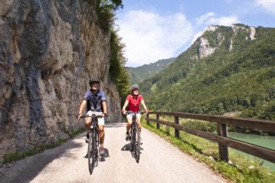 Rad-Tagesfahrt:  Kremstal- und Nationalpark Kalkalpenradweg