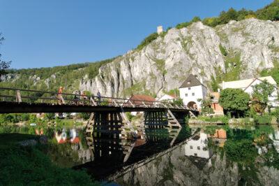 Radreise: Naturpark Altmühltal